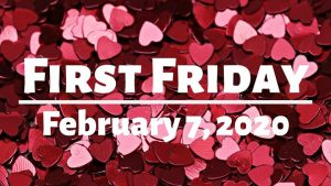 February 7, 2020- First Friday in Downtown Lebanon @ Downtown Lebanon | Lebanon | PA | United States