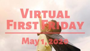 May 1, 2020 - Virtual First Friday in Downtown Lebanon @ Downtown Lebanon | Lebanon | PA | United States