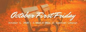 October First Friday @ Downtown Lebanon | Lebanon | PA | United States