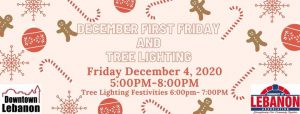First Friday and Annual Tree Lighting